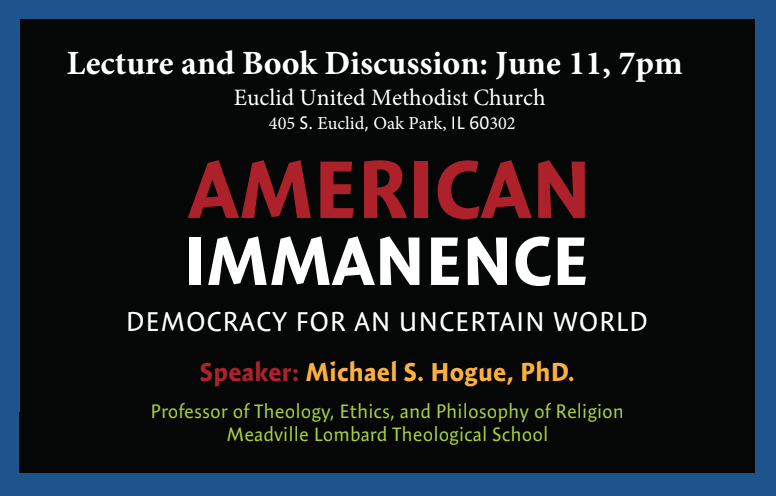 American Immanence @ Euclid Avenue Methodist Church
